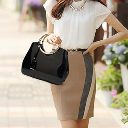 $enCountryForm.capitalKeyWord Australia - New Luxury Women Handbag Leather Messenger Bags Tote Women Business Bag Lady Female Evening Hand Bag Office Lady