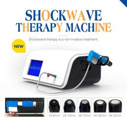 shocking machine Australia - 2019 Compressor 8 Bar Radial Type ESWT Device Extracorporea Shock Wave Therapy Machine for ED Treatment