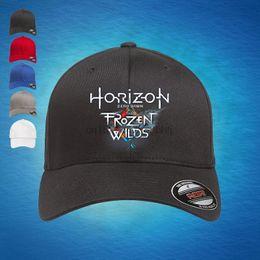 Hot New Fashion Horizon Zero Dawn Chapéus Boné de Beisebol Cap Golf Unisex Tamanho Ajustável