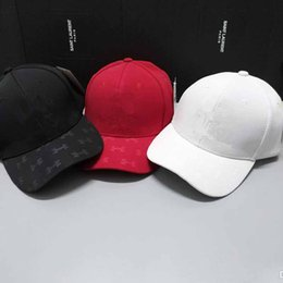 25b8c1ff19bd Discount youth baseball cap wholesalers - Summer Baseball Cap New Cotton  Mens Hat Youth Letter Print