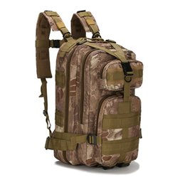 tactical bag ipad UK - Camouflage tactical Backpack Computer Backpack School Bags Waterproof Laptop Backpack Large Capacity Rucksack for Boys Bags