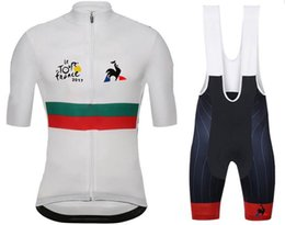 $enCountryForm.capitalKeyWord Australia - Can be customized LOGO Hot sale quick dry wholesale men cycling jersey Bicycle Jersey And Bibs Cycling Wear Polyester Cycling Jersey#1991016