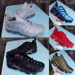 $enCountryForm.capitalKeyWord Australia - 2019Y Newest TN Plus Men Running Shoes High Quality Fashion Cool Designer Sneakers Comfortable Foot Feel Trainers Shoes Size 40-45