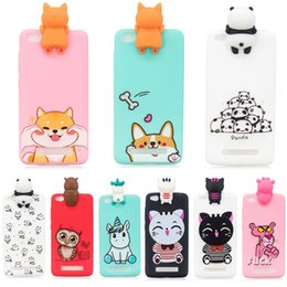 Iphone 4a Australia - Redmi 4a Case On For Xiaomi Redmi 4a Case For Xiomi Xiaomi Redmi 4x Cover 3d Cartoon Toy Doll Cute Soft Tpu Silicone Phone Cases