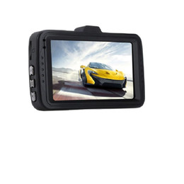 full hd car dvd UK - 1PC Car 1080P Full HD 12MP 170 Degree Wide Angle Car DVd Recorder Camera Black