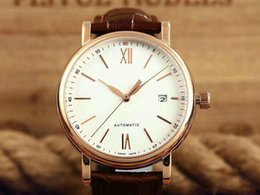 $enCountryForm.capitalKeyWord Australia - Top Brand Automatic Movement Style Watch For Men Classic Style Iw356504 Watches High Quality Leather Strap Sport Mens Wristwatch