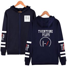 $enCountryForm.capitalKeyWord Australia - Blue Hoodies Sweatshirt Twenty One Pilots Men Women Boy Zipper Streetwear Hip Hop Harajuku 4XL Tracksuit Sudaderas Hombre Trends Style Coat