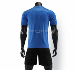 football club sale UK - New arrive Blank soccer jersey #905#-15 customize Hot Sale Quick Drying T-shirt Club or Team jersey Contact me uniforms football shirts