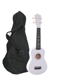 """$enCountryForm.capitalKeyWord Australia - 2019 21"""" Soprano Ukulele Basswood Acoustic Nylon 4 Strings Ukulele Bass Guitar Musical Instrument for beginners or Basic players SX4"""
