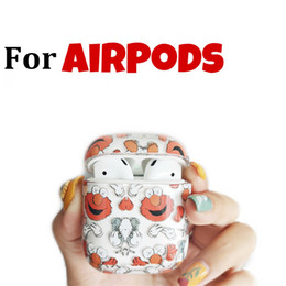 $enCountryForm.capitalKeyWord NZ - For Airpods case iphone Headphone case Protective cover Cute cartoon Transparent Hard wireless earphone case