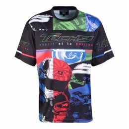 $enCountryForm.capitalKeyWord Australia - Motocross Tee Motorcycle Riding Mountain Bicycle Sports Shirt Men's MOTO racing races custom printed t shirt
