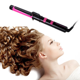 automatic electric hair curlers Australia - Automatic Curling Iron Hair Curler Electric Curl Wand Curler Professional Curling Iron Ceramic Styling Tools Curlers