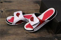 0880014e260c0b 2019 Women mens designer slippers HYDRO XIII RETRO flip flop sneaker  slippers shoes 13 Chaussures Female Brand Boys best online shoe store