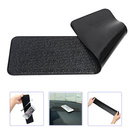 sticky phone holder for car Australia - Interior Accessories Anti- Large Long Car Dashboard Sticky Pad Non-Slip Mat Gel Magic Anti- Mat For Phone Key GPS Tablet Holder