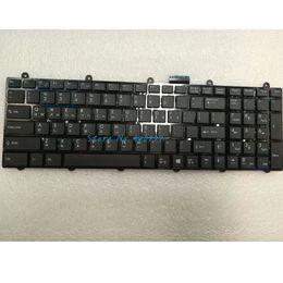 Original New for MSI Gaming GS60 6QC 6QD 6QE US UI Colorful Backlit Keyboard