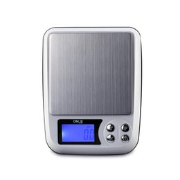 $enCountryForm.capitalKeyWord Australia - Hot sale Electronic Household Kitchen Scales 3kg*1g LCD Big Digital Table Counting Bench Scale Weighing Balance Grams free shipping