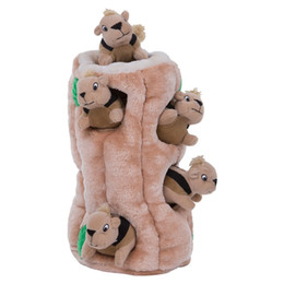 $enCountryForm.capitalKeyWord UK - Outward Hound Hide-A-Squirrel Puzzle Plush Squeaking Toys Dogs