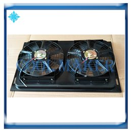 Fan Assembly Australia - Auto air conditioner system condenser assembly radiator cooling fan unit