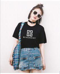 $enCountryForm.capitalKeyWord Australia - Vogue T Shirt Women Make Up High Heel Lipstick Floral T-Shirt 100% Cotton Summer Shirt Lady Streetwear Luxury T-shirts
