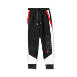 $enCountryForm.capitalKeyWord UK - Mens Designer Track Pants Sports Mens Brand Joggers Pants Striped Pants Women Bottoms FF Track Jogging Asian Size
