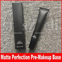 Makeup nail online shopping - Beauty Face Makeup Moisturizing Poreless Matte Perfection Pre makeup Base ml Face Foundation Primer Make Up Base