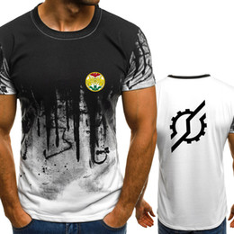 630c5532a New Clothing O Neck Summer Kamen Rider printing Short Sleeve Men's T Shirt  Fashion Casual For Male Hip Hop T-shirt Top Tees