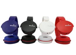 $enCountryForm.capitalKeyWord NZ - foldable Headphones Headset Wirless Stereo Headband Earphone For iphone X 8 Samsung Cellphone Tablet Computer