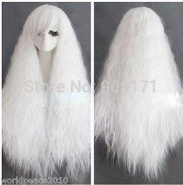 $enCountryForm.capitalKeyWord Australia - Free shipping @@ New Light Blonde Long wavy curly cosplay wig Lady Girls Cosplay Peluca Products WIGS