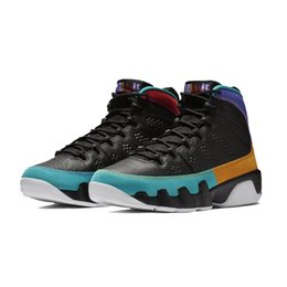 $enCountryForm.capitalKeyWord UK - Mens AJ 9 basketball shoes retro jumpman 9S IX air flight AJ9 Dream It Do It kids sneakers boots with original box size 7-13