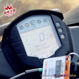 instruments kit Canada - For KTM RC200 390 DUKE 125 200 390 Instrument Dashboard Screen Protector Ultra Clear kit