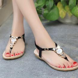Discount owl sandals - BZBFSKY Women Sandals Rhinestone Owl Sweet Ladies Sandals Summer Clip Toe Beach Women Shoes Sandalias Mujer
