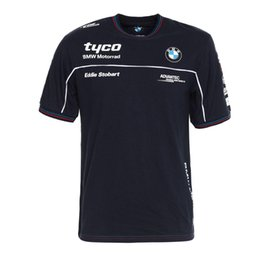 $enCountryForm.capitalKeyWord UK - Moto GP Racing Team T Shirt For BMW Men's Short Motorcycle shirts Motorrad Motorbike Motocross Sports Jersey Adult top ZHB8200