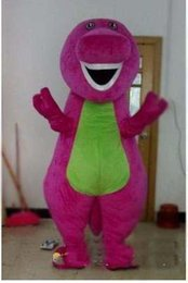 $enCountryForm.capitalKeyWord Australia - 2019 Factory direct sale Barney Dinosaur Mascot Costume Movie Character Barney Dinosaur Costumes Fancy Dress Adult Size Clothing