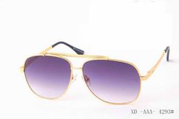 $enCountryForm.capitalKeyWord NZ - designer sunglasses ray hot men women brand farer tom model 4293 acetate frame UV400 glass lenses sun glasses case packages bag belt gg