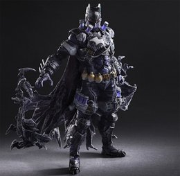 freezing figure NZ - Play Arts Kai DC Comics Variant Batman Rogues Gallery Mr. Freeze Action Figure Superhero Model Toy