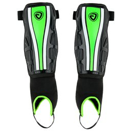 Football board online shopping - Double Deck Shin Guards Protect Board Football Leg Plate Adult Universal Professional Outdoor Sports Hot Sale xz f1