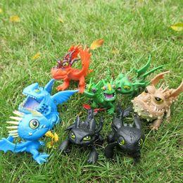 $enCountryForm.capitalKeyWord Canada - New How to Train Your Dragon doll eight style doll dinosaur Party Decoration model children toy model T2G5008