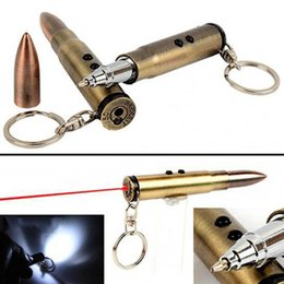 Wholesale Metal Shapes Australia - New Metal Shape Ballpoint Pen Key Ring Copper Color Useful 8cm 3.1inch Pen Writing Tools