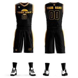 $enCountryForm.capitalKeyWord NZ - Hot sale custom outdoor sports and leisure basketball clothing sets 3D lettering casual sleeveless basketball jerseys College basketball