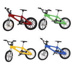 $enCountryForm.capitalKeyWord Australia - Alloy Mini Finger Bikes Model Toys Desktop Bicycle Model Toys Mini Finger Bicycle for Kids Toys Christmas Car Decor Parts