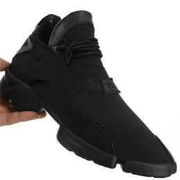 5e296e70f6fc5 High Quality Y3 KYDO Utility Yohji Shoes 2019 New Men Triple Black White  Casual Sneakers Trainers Size 40-44