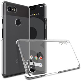 wings wear UK - IMAK Wing II Wear-resisting Crystal Pro Protective Case for Google Pixel 3, with Screen Sticker