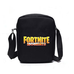 74400880ff Fashion fortnight Students Messenger Bag fornite childrens Shoulder Bag  fornite 3D printing Canvas Bag kids Weekend Bags designer bags A2408