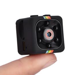 2019 Micro CameraSQ11 Mini camera HD 1080P Night Vision Mini Camcorder Action DV Video voice Recorder from cctv dvr board manufacturers