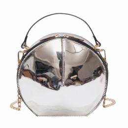 $enCountryForm.capitalKeyWord Australia - HOT Circular Design Fashion Women Shoulder Bag Leather Women's Crossbody Messenger Bags Ladies Purse Female Round Bolsa Handbag