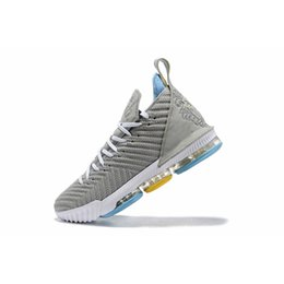 $enCountryForm.capitalKeyWord UK - cheap new lebron 16 basketball shoes MPLS Cool Grey Blue Purple Martin Horsemen Easter youth kids lebrons sneakers tennis with box size 7 12