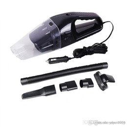 venda por atacado Vacuum Cleaner Car 120W portátil de Aspirador de pó Wet and Dual Dry Use Car Vacuum Aspirateur Voiture 12V lavagem de carro