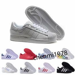 super sport shoes for men UK - 2020 original sports shoes for men, women super red green gold white black star men's fashion flat Running casual shoes size 36-44 C17
