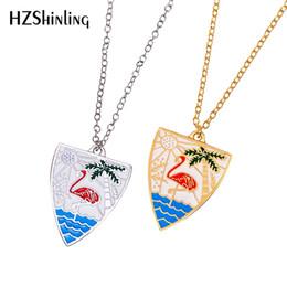 $enCountryForm.capitalKeyWord Australia - 2019 Vintage Phoenix Gem Enamel Pendant Necklace Glazed Peacock Bird Long Necklace Women Jewelry Christmas Gifts