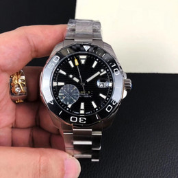 self luminous watches 2019 - 2019 new arrivel mens luxury watch ceramic bezel sapphire glass automatic self winding stainless steel bracelet luminous